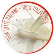 latte 10% italiano