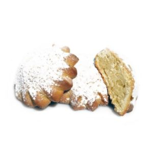 dolciripieni with almonds