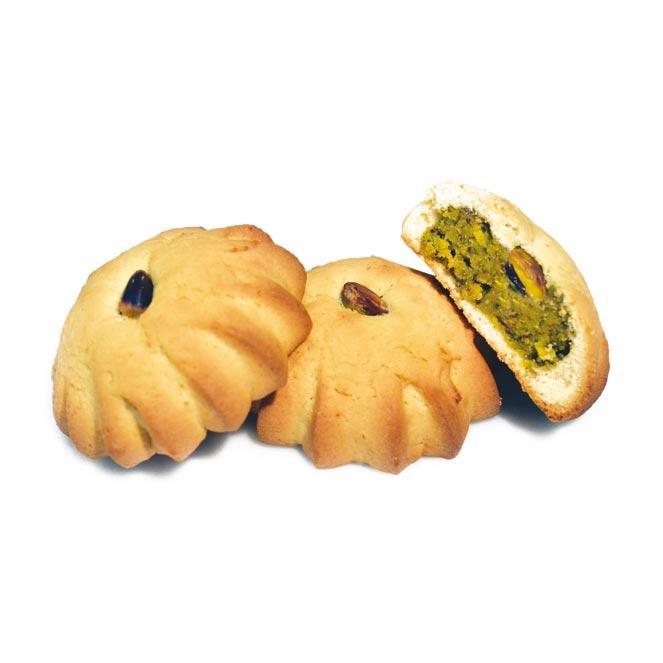 cassatine pistacchio
